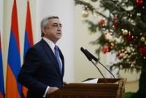 Սերժ Սարգսյան. Ընթերցողն անցյալում է թողնում  լրատվական բարբարոսությունը