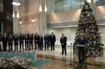 Հայաստանն ունի բավականաչափ պահուստներ. Սերժ Սարգսյան