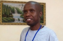 Զիմբաբվեից Ստեփանակերտ եկած դիտորդը հիացած է Արցախով ու ընտրությունների ընթացքով (Տեսանյութ)