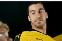 """Bundesliga: Mkhitaryan """"stars"""" in Sky Sport promo video"""