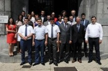 Peculiarities of efficient operation of Armenian legal system discussed in Strasbourg