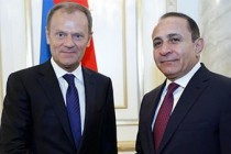 Armenia PM and European Council chief confer on cooperation