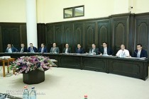Government held a regular meeting of the council supporting development of information technologies