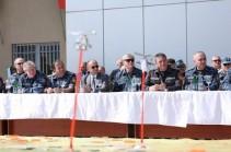 Սեյրան Օհանյանը ներկա է գտնվել ՀԱՊԿ օպերատիվ արձագանքման հավաքական ուժերի զորավարժություններին