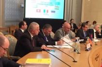 Վաչե Գաբրիելյանը Մոսկվայում մասնակցել է ԱՊՀ տնտեսական խորհրդի 70-րդ նիստի աշխատանքին