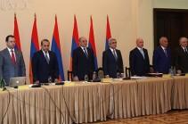 Состоялось 25-е заседание Совета попечителей всеармянского фонда «Айастан»