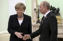 Գերմանիան կչեղարկի Ռուսաստանի դեմ պատժամիջոցները Ուկրաինայի հարցում հաջողության հասնելու դեպքում