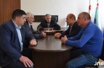 Յուրի Վարդանյանը Ջավախքում դռնփակ հանդիպումներ է ունել հայ և վրացի պաշտոնյաների հետ