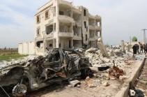 «Իսլամական պետությունը» Սիրիայի ապստամբներից տարածք է գրավել