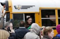 Չինաստանում դպրոցական ավտոբուս է շրջվել, կան զոհեր