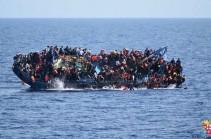 В Средиземном море из-за кораблекрушения погибли как минимум 45 человек