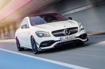 В сети  появилась информация о Mercedes-Benz CLA 2019 года