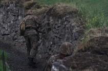 ՀՀ ՊՆ. Գիշերը հայ-ադրբեջանական պետական սահմանագոտում օպերատիվ իրավիճակը հանգիստ է եղել