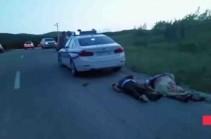 ДТП на севере Азербайджана: есть погибшие и раненые