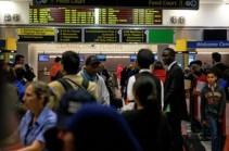 Сбой компьютера в аэропорту Нью-Йорка вызвал огромные очереди