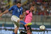 Իտալիայի ֆուտբոլի հավաքականը հաղթել է Շոտլանդիային