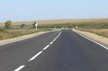 Ավարտվել են միջպետական և հանրապետական նշանակության ավտոճանապարհների փոսային նորոգման աշխատանքները