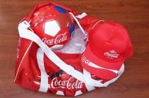 «Կոկա-Կոլա Հելլենիկ Բոթլինգ Քամփնի Արմենիա» ընկերությունն անցկացնում է Euro 2016 խաղարկությունը
