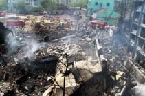 Հնդկաստանում հրդեհի հետևանքով զոհվել է 17 զինծառայող