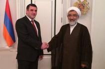 Հայաստանում Իրանի քաղաքացիների կողմից կատարված հանցագործությունները դինամիկ նվազում են. Կոստանյան