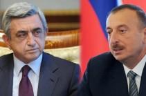 Բաքվում ցանկանում են հունիսին Ադրբեջանի եւ Հայաստանի նախագահների նոր հանդիպում կազմակերպել