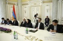 Հայաստանը կարևորում է Իրանի հետ բազմաոլորտ համագործակցության զարգացումն ու խորացումը. վարչապետ