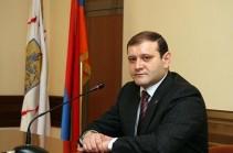 Երևանում նոր ճանապարհ է կառուցվում