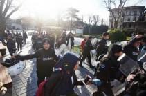В Стамбуле полиция арестовала 11 подозреваемых в причастности к теракту