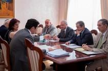 Սերգո Կարապետյանը Համաշխարհային բանկի պատվիրակության հետ քննարկել է CARMAC 2 ծրագրի ընթացքը