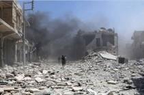 Հրթիռակոծվել է Հալեպի հանրային պարտեզը. զոհվել է 8 մարդ