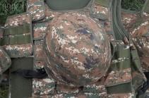 ԼՂՀ ՊՆ. Հակառակորդի կողմից մահացու հրազենային վիրավորում է ստացել ՊԲ զինծառայող