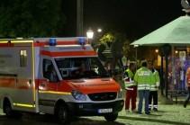 МВД Баварии: Взрыв в Ансбахе устроил беженец из Сирии