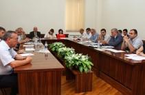 Ашот Гулян: До 1 августа проект концепции конституционных реформ будет представлен президенту НКР