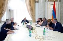 Необходимо разработать доступные и конкурентоспособные образовательные программы – премьер Армении