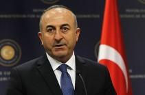 Չավուշօղլուն հայտարարել է, որ իր Բաքու կատարած այցի գլխավոր թեմաներից մեկը եղել է Հայաստանի և Ադրբեջանի միջև խաղաղության հաստատման խնդիրը