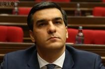 Արման Թաթոյանն առաջարկներ է ներկայացրել Երևանում տեղի ունեցող իրադարձությունների կապակցությամբ