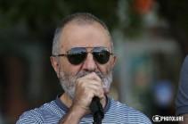 Запланированный на улице Хоренаци митинг не будет отменяться – Енигомшян