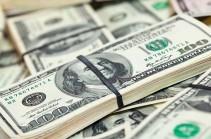 Մայիսին արտերկրից Հայաստան փոխանցվել է 109 մլն 514 հազար դոլար