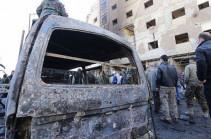 Սիրիայում ահաբեկչության հետևանքով զոհվել է 44 մարդ