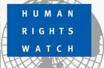 HRW. Պատանդ վերցնելը, նմանապես՝ բժիշկ պատանդ վերցնելը, միշտ էլ հանցագործություն է