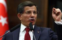 Экс-премьер Турции признал, что российский Су-24 сбили по его приказу
