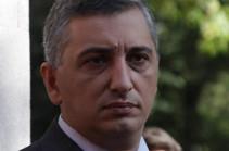Ашот Агаронян: Полицейский погиб в результате стрельбы со стороны полка ППС