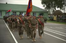 Армянские военнослужащие участвуют в учениях «Нерушимое братство-2016»