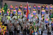 Армянские спортсмены вернутся в Ереван из Рио-де-Жанейро в ночь на 27 августа