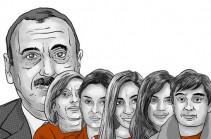 Севиль Алиева может сместить своего брата до конституционного референдума