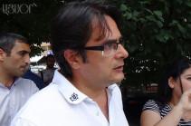 Против Андреаса Гукасяна осуществляется политическое преследование – адвокат