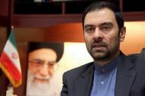 ՀՀ-ում Իրանի դեսպան. Հայ-իրանական հարաբերություններն օր օրի զարգանում են