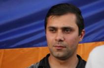 Судебное заседание по делу Геворка Сафаряна отложено на месяц