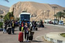 Եգիպտոսում զբոսաշրջիկների բացակայության պատճառով ավելի քան 200 հյուրանոց փակվել է
