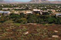 Գոռավան համայնքի տնամերձ հողերի շուրջ 100 հա հատված այսուհետ ոռոգելի կդառնա